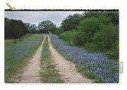 Bluebonnet Trail Carry-all Pouch