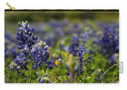 Bluebonnets In Spring Carry-all Pouch