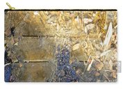Bluegold Woodshed Flooring Carry-all Pouch by Brian Boyle
