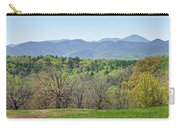 Blueridge Mountains In The Spring Carry-all Pouch