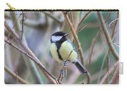 Bluetit Carry-all Pouch