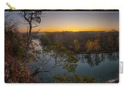 Bluff View Of The Meramec Carry-all Pouch