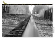 Blurred Track Carry-all Pouch