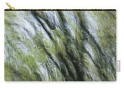 Blurred Trees Carry-all Pouch