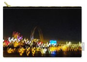 Blurry Waterfront 2 Carry-all Pouch