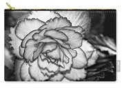 Blushing Bw Carry-all Pouch