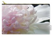 Blushing Peony  Carry-all Pouch