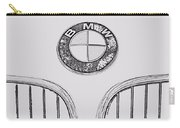 Bmw Z3 Badge Sketch Carry-all Pouch