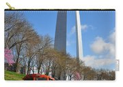 Bnsf Ore Train And St. Louis Gateway Arch Carry-all Pouch
