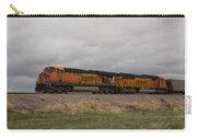Bnsf Train 5833 A Carry-all Pouch