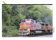 Bnsf Train Carry-all Pouch