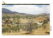 Bnsf4604 Manifest Westbound In The Tehachipi Loop. Carry-all Pouch