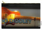 Bo Diddley's Guitar Carry-all Pouch