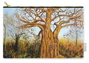 Baobab Tree Carry-all Pouch