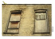 Boarded Windows 2 Carry-all Pouch