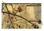 Boarded Windows And Branches Carry-all Pouch