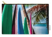 Boards Of Surf Carry-all Pouch