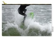 Boardskimming - Into The Surf Carry-all Pouch