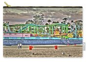 Sand And Amusement Carry-all Pouch