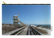 Boardwalk At Ponce Carry-all Pouch