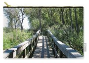 Boardwalk At Tifft Nature Preserve Buffalo New York Carry-all Pouch