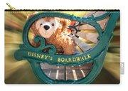 Boardwalk Bear Carry-all Pouch