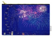 Boardwalk Fireworks Carry-all Pouch