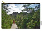 Boardwalk In Salmonier Nature Park-nl Carry-all Pouch