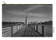 Boardwalk Lighthouse 1 Carry-all Pouch