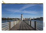 Boardwalk Lighthouse Carry-all Pouch