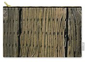 Boardwalk On The Dock Carry-all Pouch