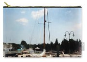 Boat - Docked Cabin Cruiser Carry-all Pouch