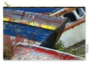 Boat Graveyard Peurto Natales Chile 7 Carry-all Pouch