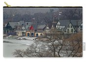 Philadelphia's Boat House Row  Carry-all Pouch
