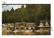 Boat House Row Carry-all Pouch