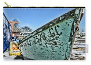 Boat - In A State Of Decay Carry-all Pouch by Paul Ward