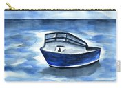 Boat In Grand Cayman Carry-all Pouch