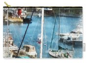 Boat - King's Wharf Bermuda Carry-all Pouch