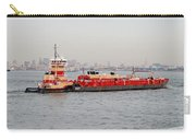 Boat Meet Barge Carry-all Pouch