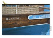 Boat Of Lamu Carry-all Pouch