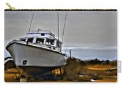 Boat Out Of Water Carry-all Pouch