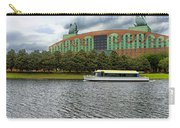Boat Ride Past The Swan Resort Walt Disney World Carry-all Pouch