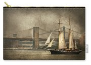 Boat - Sailing - Govenors Island Ny - Clipper City Carry-all Pouch