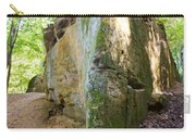 Boat-shaped Rock Wildcat Den State Park Carry-all Pouch