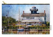 Boat - Tuckerton Seaport - Tuckerton Lighthouse Carry-all Pouch