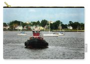 Boat - Tugboat Bow Norfolk Va Carry-all Pouch