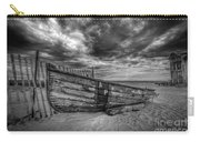 Boat Wreckage Bw Carry-all Pouch