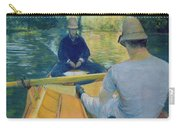 Boaters On The Yerres Carry-all Pouch