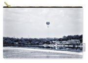 Boathouse Row And The Zoo Balloon Carry-all Pouch