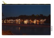 Boathouse Row Before Dawn Carry-all Pouch